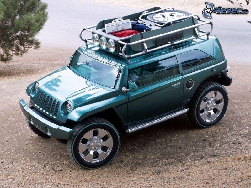Jeep, Konzept
