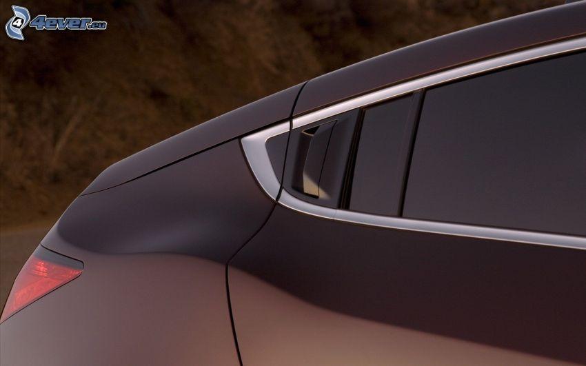 Acura ZDX, Tür