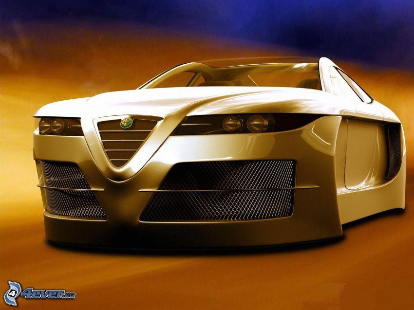 Alfa Romeo, Konzept