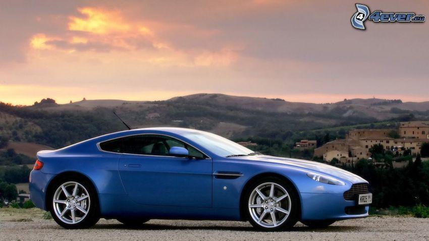 Aston Martin, Abendhimmel