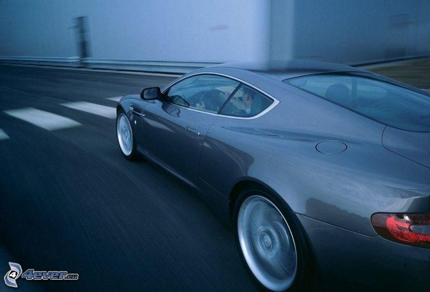 Aston Martin, Geschwindigkeit