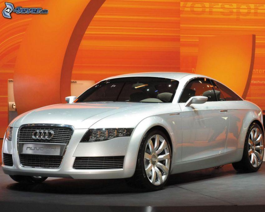 Audi Nuvolari quattro, Ausstellung