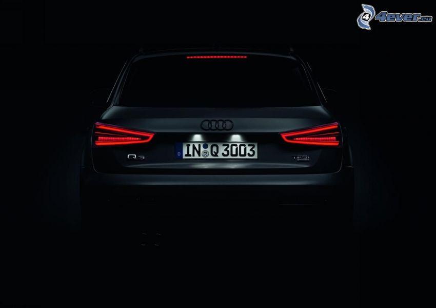 Audi Q3 RS, SUV
