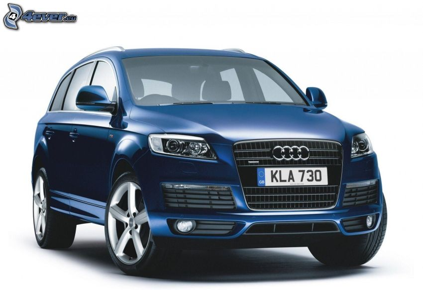 Audi Q7, SUV