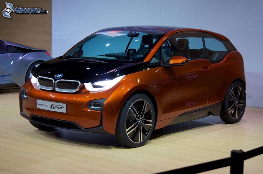 BMW i3, Ausstellung