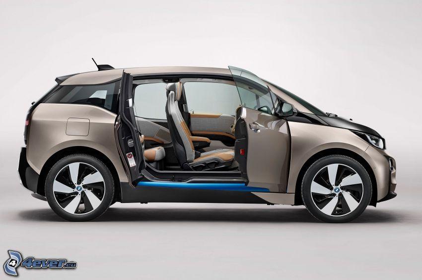 BMW i3, Sitze