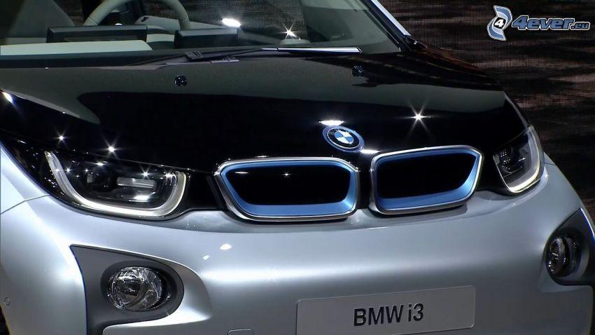 BMW i3, Vorderteil