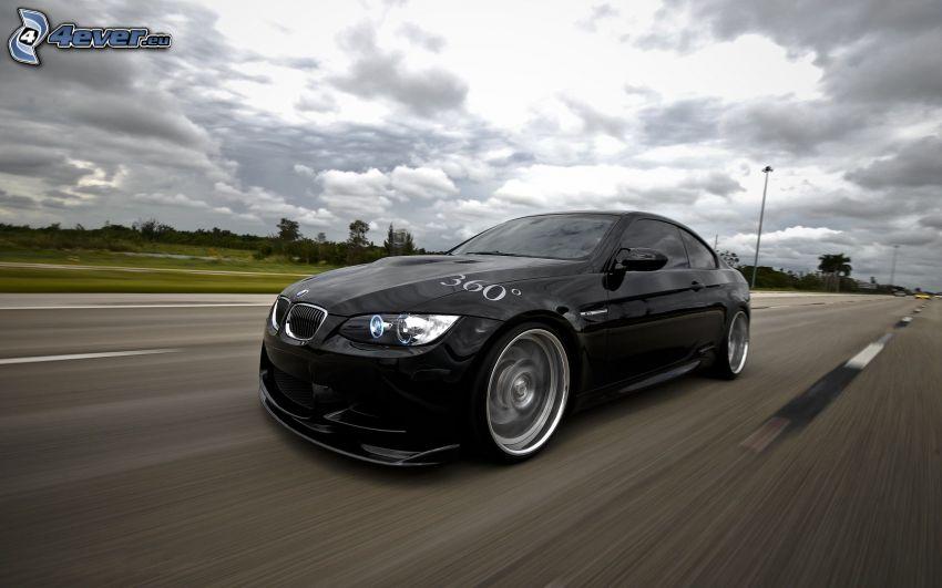 BMW M3, Straße, Geschwindigkeit