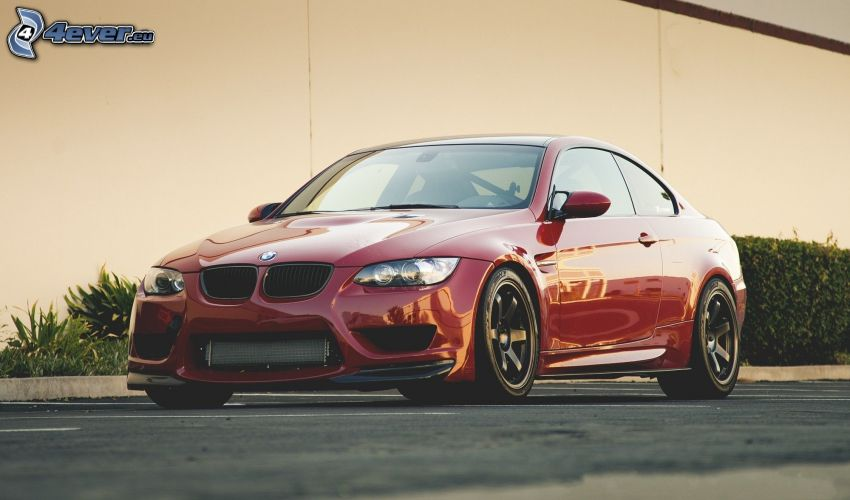BMW M3 E92 Lumma