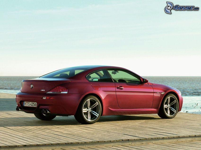 BMW M6, Meer