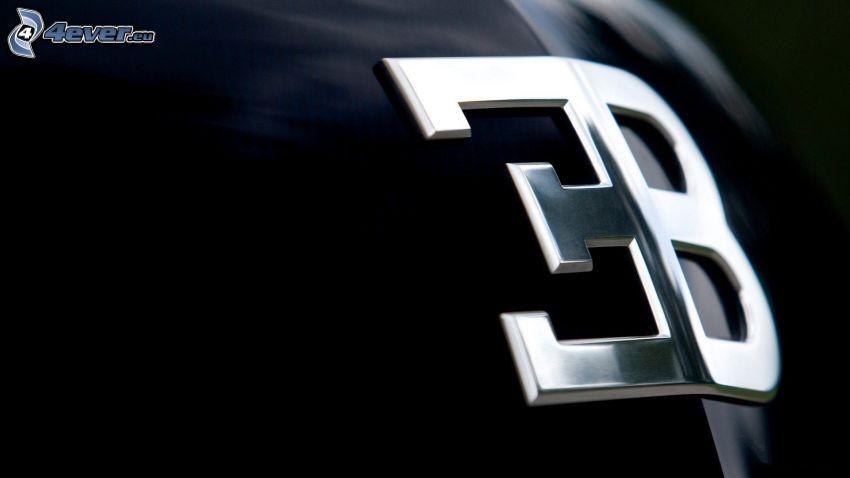 Bugatti Veyron, logo