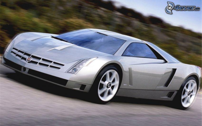 Cadillac Cien, Geschwindigkeit