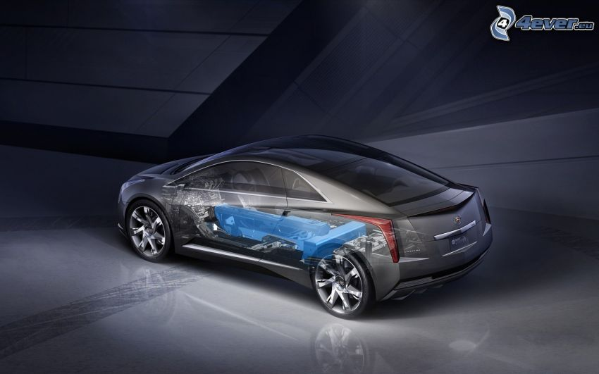 Cadillac Converj, Konstruktion