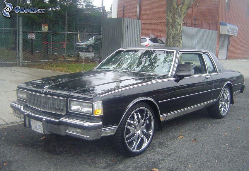 Chevrolet, Oldtimer