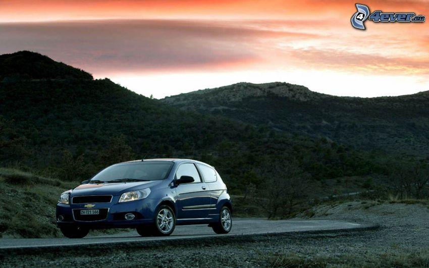 Chevrolet Aveo, Berge