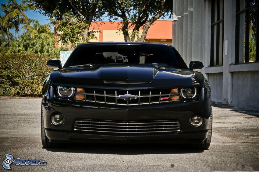 Chevrolet Camaro, Vorderteil