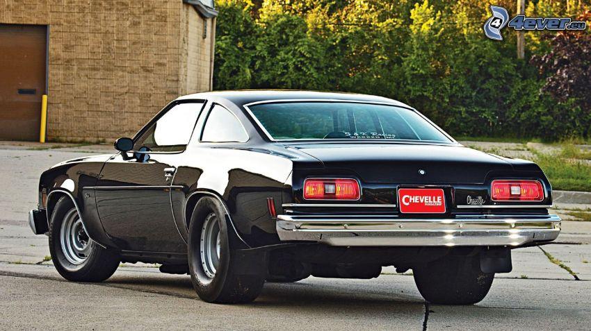 Chevrolet Chevelle SS, Oldtimer