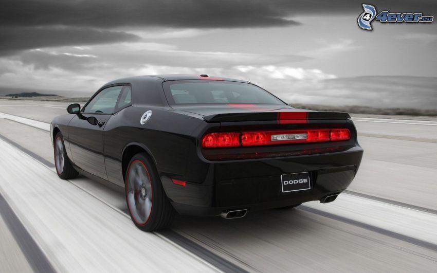 Dodge Challenger, Geschwindigkeit