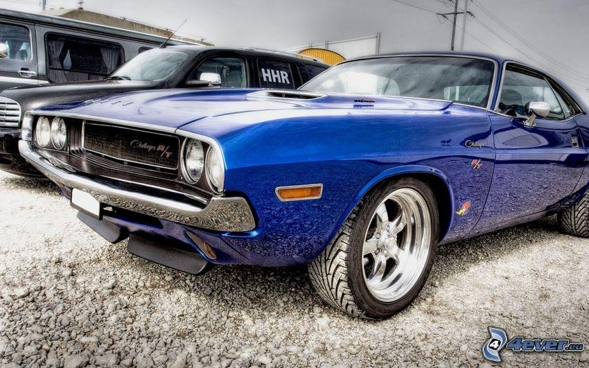 Dodge Challenger, HDR