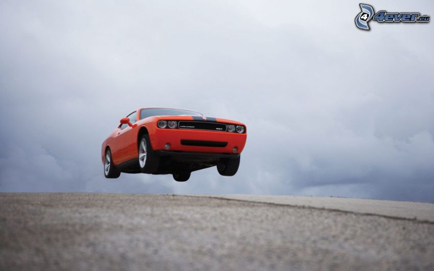 Dodge Challenger, Sprung
