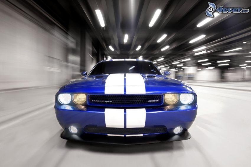 Dodge Challenger SRT, Geschwindigkeit
