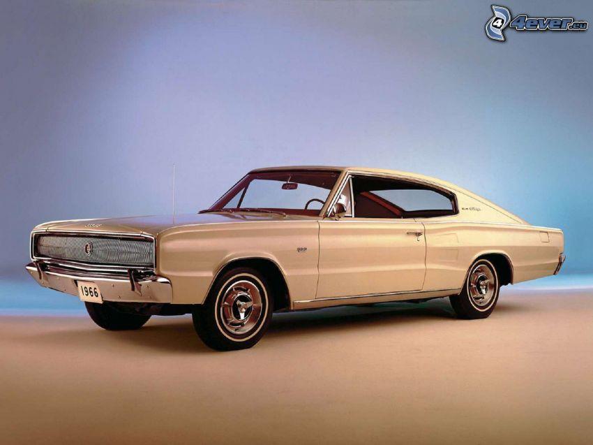 Dodge Charger, Oldtimer, 1966
