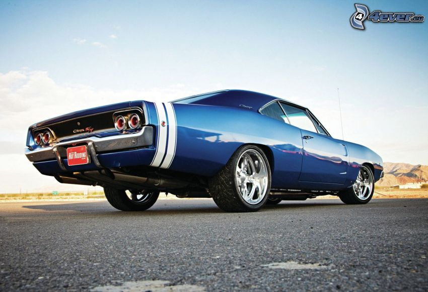 Dodge Charger 500