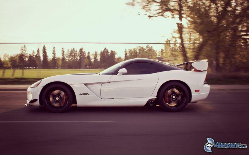 Dodge Viper, Geschwindigkeit