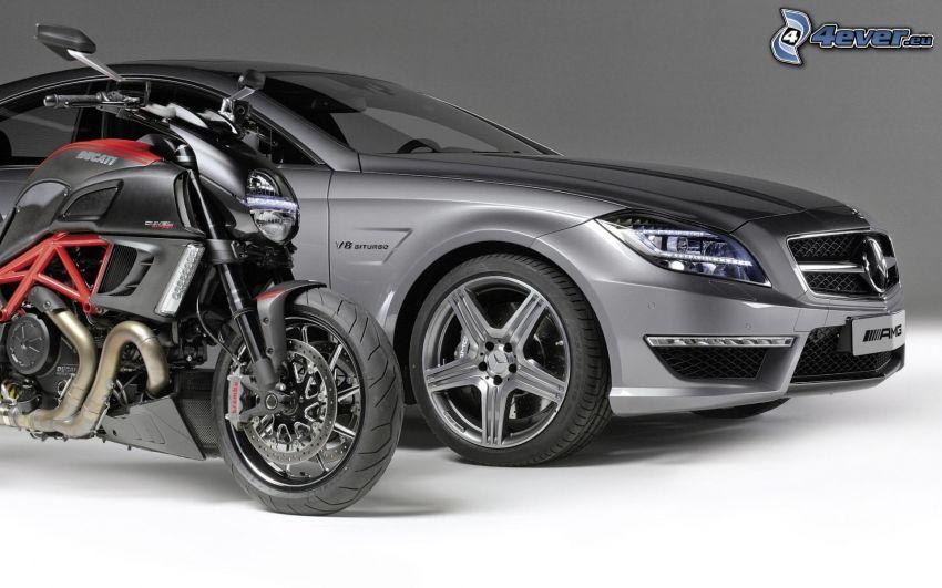 Ducati, Mercedes-Benz