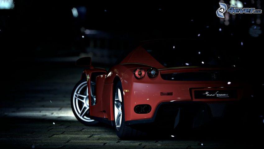 Ferrari, Nacht