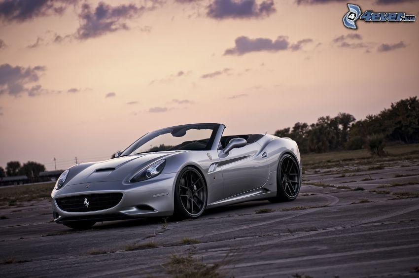 Ferrari California GT, Cabrio