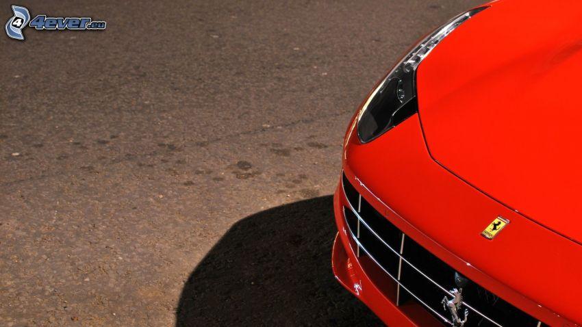 Ferrari FF, Vorderteil, Reflektor