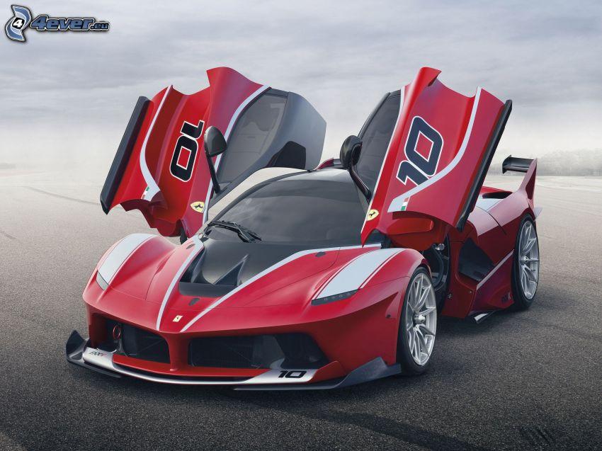 Ferrari FXX, Tür
