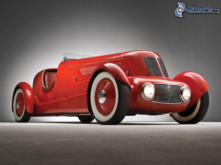 Ford, Oldtimer, Cabrio