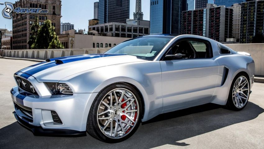 Ford Mustang, Gehäuse