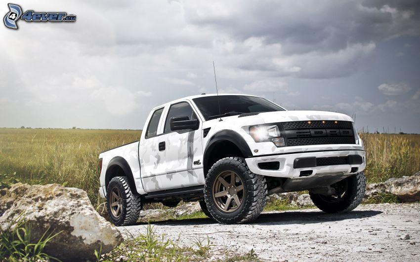 Ford Raptor, SUV