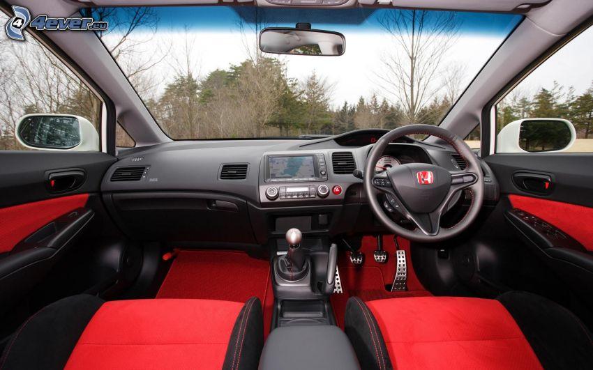 Honda Civic, Innenraum