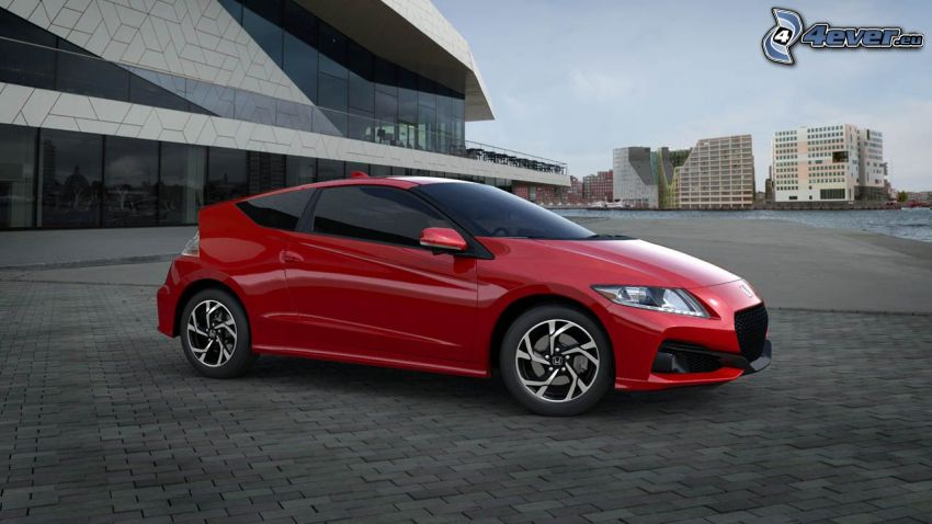 Honda CR-Z, City