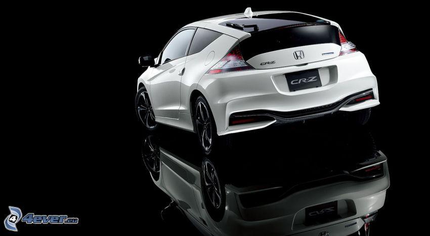 Honda CR-Z, Spiegelung