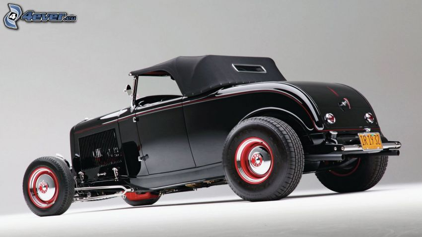 Hot Rod, Oldtimer, Cabrio