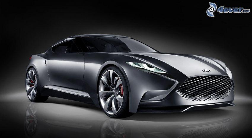 Hyundai Coupé, Konzept