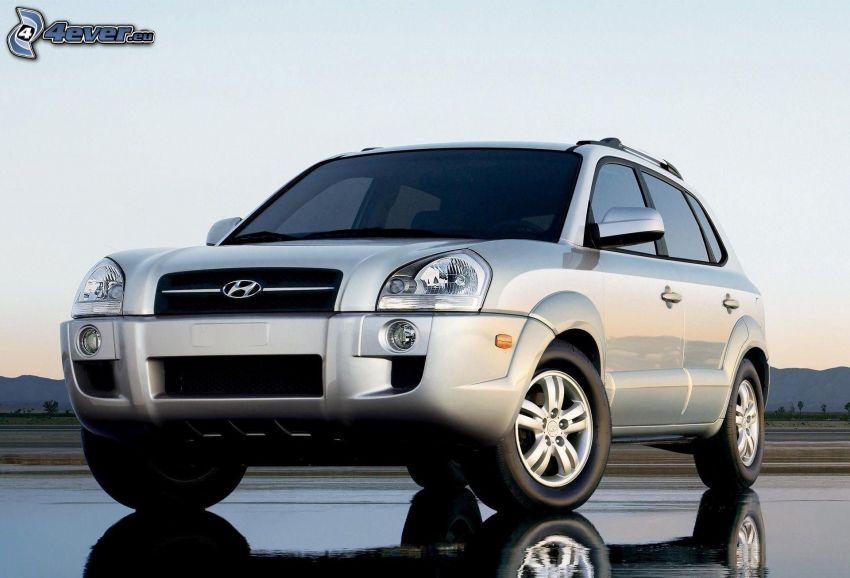 Hyundai Santa Fe, SUV