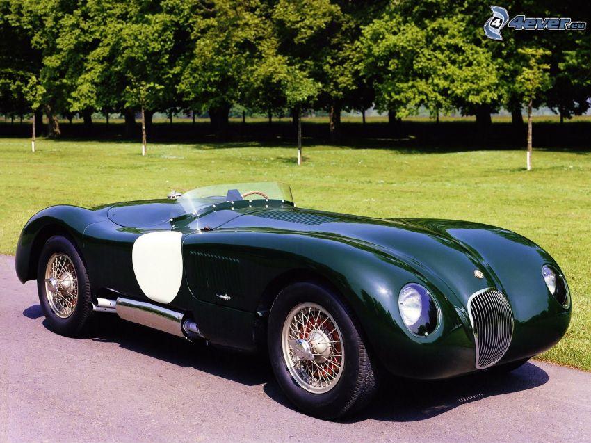 Jaguar C-X75, Oldtimer