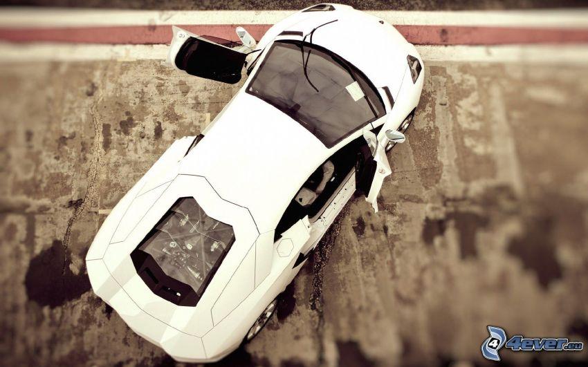 Lamborghini Aventador, Tür