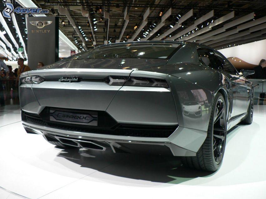 Lamborghini Estoque, Ausstellung, Automobilausstellung