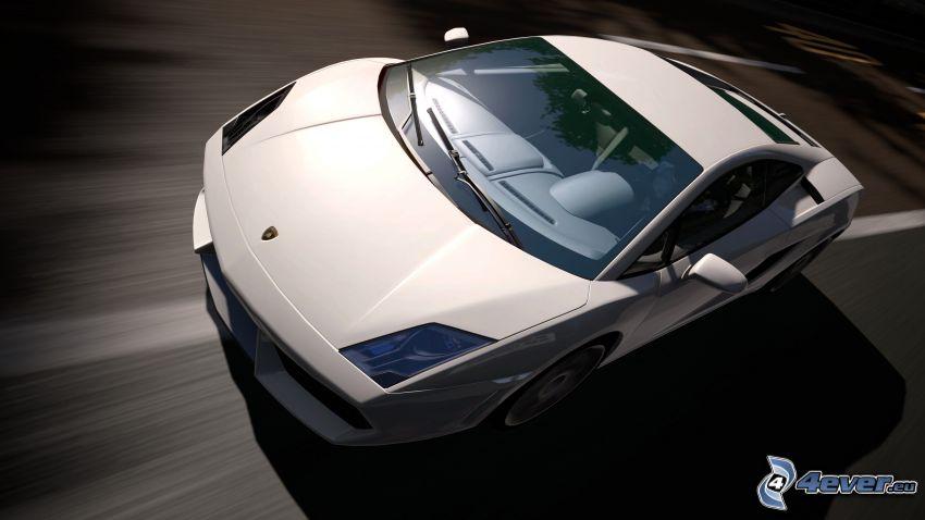 Lamborghini Gallardo, Geschwindigkeit