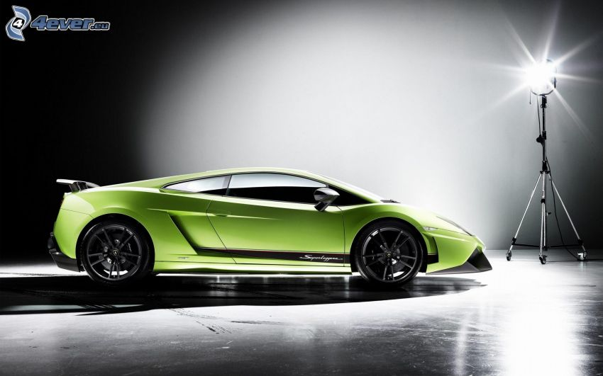 Lamborghini Gallardo LP570, Licht