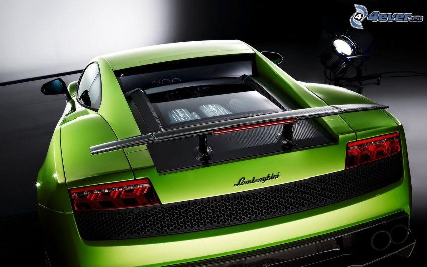 Lamborghini Gallardo LP570
