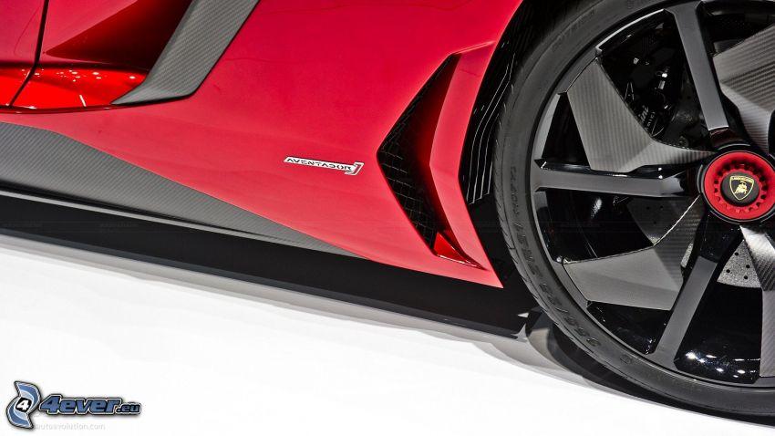 Lamborghini Veneno, Rad