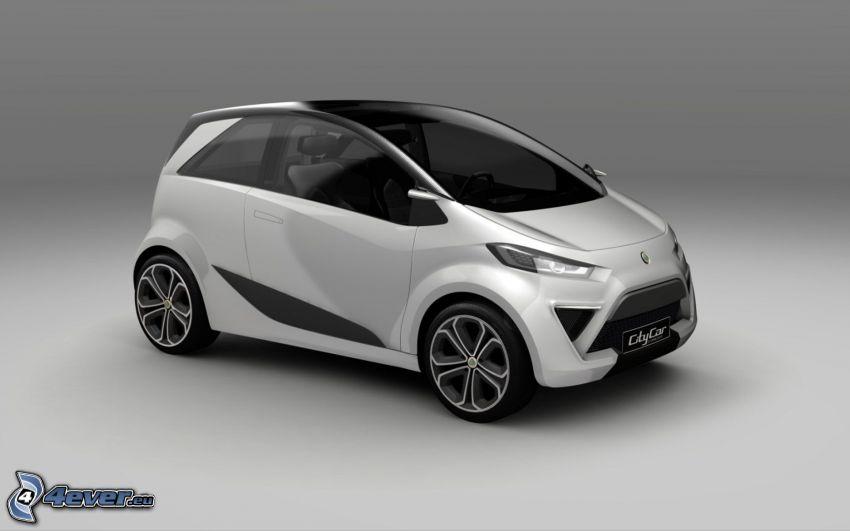 Lotus CityCar, Konzept